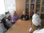 Встреча с ветераном ВОВ