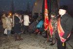 Факельное шествие и митинг посвященный 25-ой годовщине вывода войск из Афганистана.