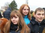 Митинг, посвященный 20-летию контртеррористической операции в Чечне
