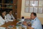 Встреча с участковым инспектором полиции