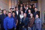 Встреча актива молодежи Ейского района Сергеем Владимировичем Килиным