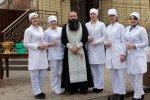 Участие в краевой молодежной акции, посвященной православному празднику Крещения Господня