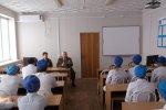 Встреча с заместителем председателя Совета ветеранов Ейского района