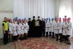 Встреча студентов с протодиаконом Василием Марущаком