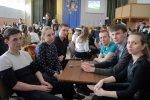 Участие в районном фестивале по игре «Что? Где? Когда?» на Кубок главы МО Ейский района
