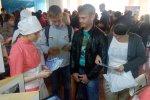 Участие в ярмарке вакансий учебных и рабочих мест ст. Брюховецкая
