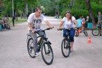 Участие в велопробеге