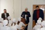 Встеча студентов с Главой города и председателем ТИК