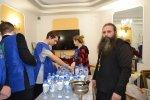 Молодежная акция, посвященная православному празднику Крещения Господня.