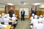 Встреча с Финатом Фаатовичем  Шайхулиным.
