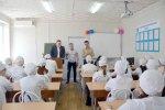 Встреча студентов с предпринимателями Ейского района