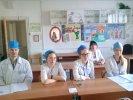 Классный час, посвященный Дню медицинского работника