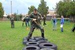 Участие студентов колледжа в краевом слете военно-патриотических клубов
