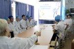 Открытый классный час, посвященный Международному дню медицинского работника