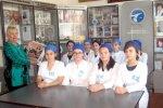 Заседание со студентами – волонтерами отряда «Милосердие»