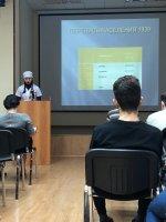 Участие студента филиала в научно-практической конференции