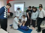 Акция «Всероссийский урок по первой помощи»
