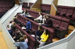Заседание студенческого Совета МО Ейский район
