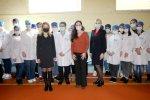 Участие во Всероссийской акции «Дети России-2021»