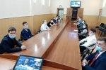 Лекционное занятие образовательного проекта «Молодёжная школа правовой и политической культуры»